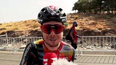 Jan Tratnik: 'Haig Will Give His Best' Stage 9 - 2021 Vuelta A España