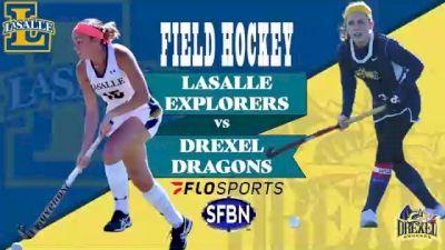 Replay: La Salle vs Drexel | Sep 5 @ 12 PM
