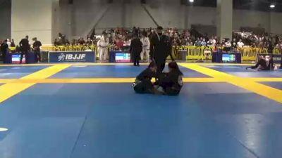 KATHLEEN EGAN vs ALEXA NICOLE YAINES 2021 American National IBJJF Jiu-Jitsu Championship