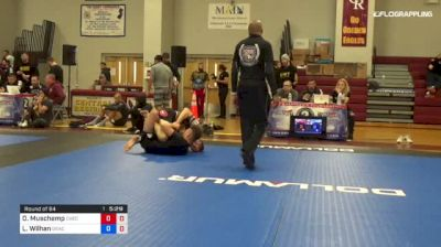 Dante Muschamp vs Lucas Wilhan 1st ADCC North American Trials