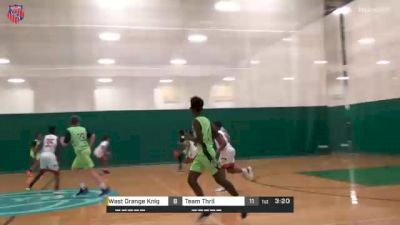 Team Thril vs. West Orange Knight - 2021 AAU Boys World Championships (12U)