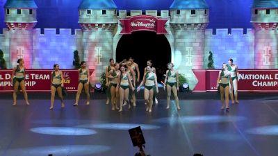 Chaparral High School (AZ) [2018 Medium Jazz Finals] UDA National Dance Team Championship