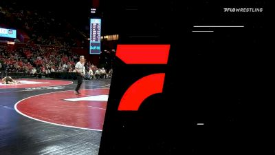 141 lbs Consolation - Tristan Moran, Wisconsin vs JoJo Aragona, Rutgers