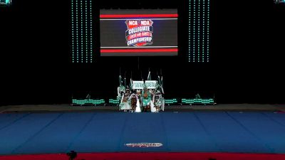 Coastal Carolina University [2018 All-Girl Cheer Division IA Prelims] NCA & NDA Collegiate Cheer and Dance Championship