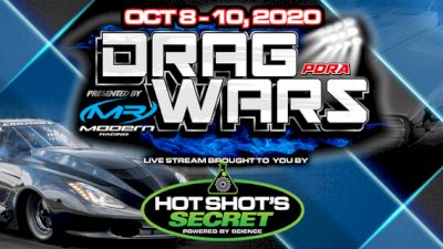 Full Replay | PDRA Drag Wars 10/10/20