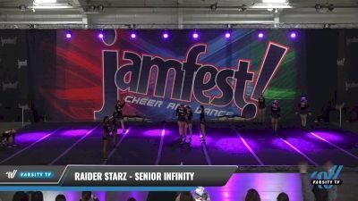 Raider Starz - Senior Infinity [2021 L3 Senior Day 1] 2021 JAMfest: Liberty JAM