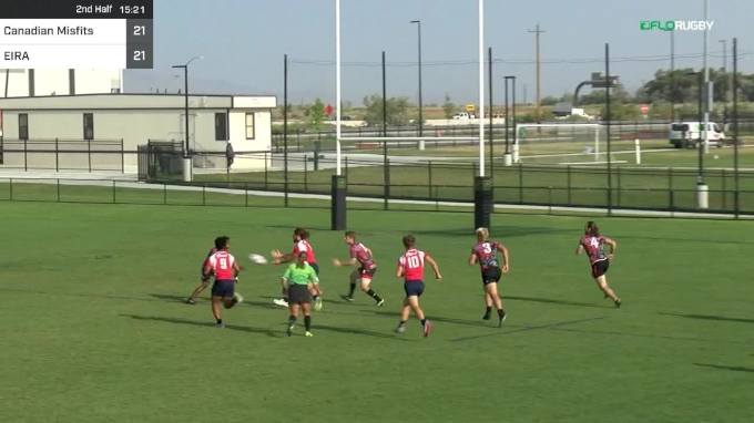 Tries And Plays From NAI 7s Boys Brackets