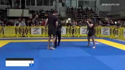 Steven J. Patterson vs David Salem Garmo 2021 Pan IBJJF Jiu-Jitsu No-Gi Championship