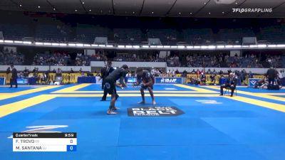 FELIPE TROVO vs MURILO SANTANA 2019 World IBJJF Jiu-Jitsu No-Gi Championship