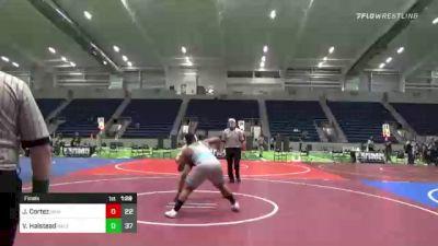 220 lbs Final - Josh Cortez, Daniel Cormier Team (idk Name) vs Van Halstead, Salem Elite