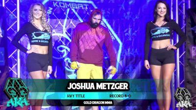 Joshua Metzger vs. Doug Franklin AKA 2 Replay