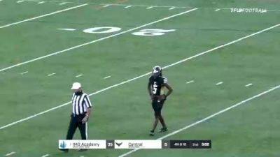 Replay: IMG vs Springfield Central | Sep 25 @ 5 PM
