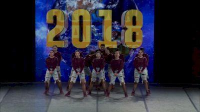 Imperial Athletics - Stellar [2018 Small Senior Hip Hop Finals] The Dance Worlds
