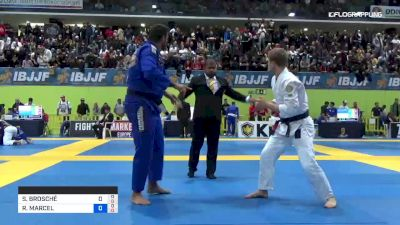 SEBASTIAN BROSCHÉ vs RENAN MARCEL RODRIGUES 2019 European Jiu-Jitsu IBJJF Championship
