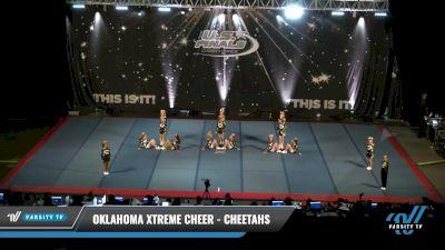 Oklahoma Xtreme Cheer - Cheetahs [2021 L1 Youth - D2 - Small - B Day 2] 2021 The U.S. Finals: Pensacola