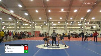 Quarterfinal - Zurich Storm, NC State vs Rylee Billings, King University