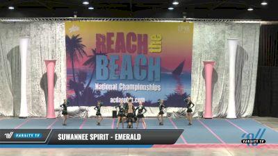 Suwannee Spirit - Emerald [2021 L2 Junior - Small] 2021 Reach the Beach Daytona National