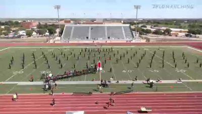 """Saginaw High School """"Saginaw TX"""" at 2021 USBands Saginaw Regional"""