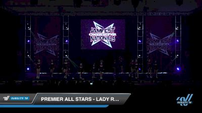 Premier All Stars - Lady Royals [2019 Junior - D2 - Small - B 3 Day 2] 2019 JAMfest Cheer Super Nationals