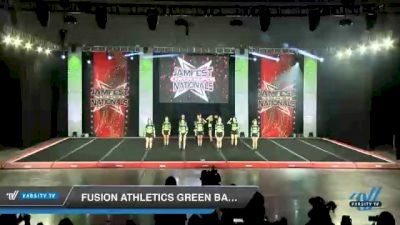 Fusion Athletics Green Bay - Supremacy [2021 L4 Senior Coed - D2 - Small Day 2] 2021 JAMfest Cheer Super Nationals