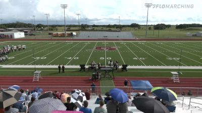 "Industrial H.S. ""Vanderbilt TX"" at 2021 USBands Ganado Showcase"