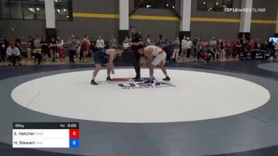 86 kg Prelims - Ethan Hatcher, Spartan Combat RTC vs Hudson Stewart, Virginia