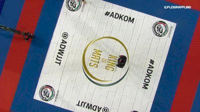 Gabriel Arges vs Isaque Braz 2019 Abu Dhabi King of Mats