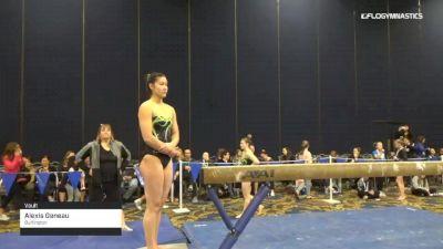 Alexis Geneau - Vault, Burlington - 2019 Brestyan's Las Vegas Invitational
