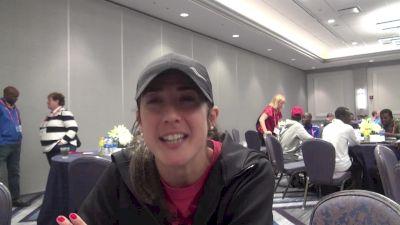 Laura Thweatt Is The Fastest American Woman In Chicago Field