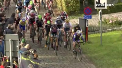 2017 Koppenbergcross Women's Elite Race Highlight Video