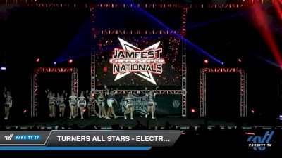 Turners All Stars - Electric Blue [2020 L5 Senior - D2 - Small - B Day 2] 2020 JAMfest Cheer Super Nationals
