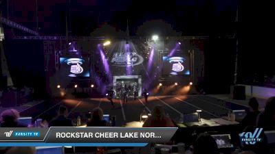 Rockstar Cheer - Lake Norman - Twisted Sister [2019 Junior 3 Day 2] 2019 US Finals Pensacola