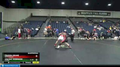 135 lbs Quarterfinal - Nasir Bailey, Illinois vs Dillon Roman, Colorado