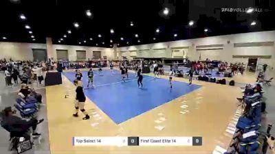 Top Select 14 vs First Coast Elite 14 - 2021 Nike Daytona Beach 100