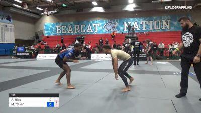 "Anthony Rice vs Martin ""Siah"" Kennedy 2019 Elite Grappling Championships 3"