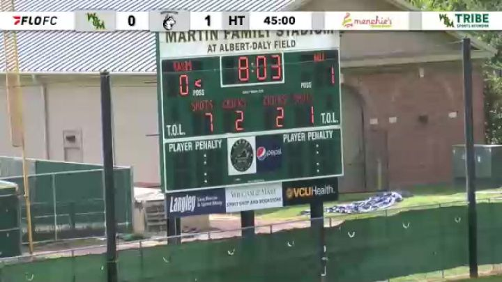 Replay: Northeastern vs William & Mary | Sep 18 @ 12 PM