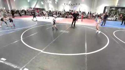 74 kg Rr Rnd 2 - Jerry Jordan Iv, Team Quest vs Brandon Avila Ramos, Gold Rush Wr Ac