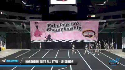 Northern Elite All Star - L5 Senior [2021 Cat 5] 2021 ACP Disco Open Championship: Trenton