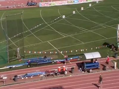 Scott Roth, 3rd attempt, 5.81 meters