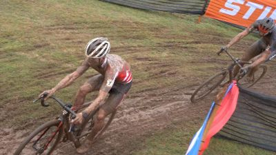 Eli Iserbyt Struggled To Find Traction In Muddy Fayetteville Cyclocross World Cup