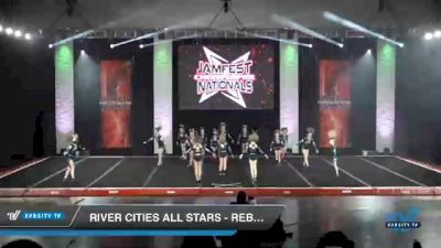 River Cities All Stars - Rebel Royals [2021 L3 Youth - D2 - Small Day 1] 2021 JAMfest Cheer Super Nationals
