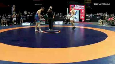 92 kg Consi 4 - Christopher Smith, Southeast Regional Training Center, Inc vs Drew Foster, Panther Wrestling Club RTC