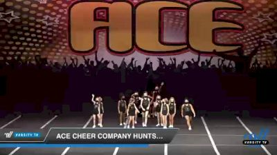 ACE Cheer Company Huntsville - Raiders [2020 L2 Youth Small] 2020 ACE Cheer Company Showcase