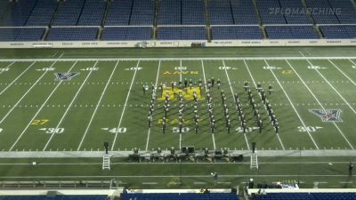 """United States Naval Academy """"Annapolis MD"""" at 2021 USBands Naval Academy Invitational"""