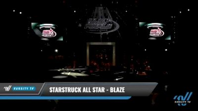 Starstruck All Star - Blaze [2021 L1.1 Junior - PREP - D2 Day 1] 2021 The U.S. Finals: Kansas City