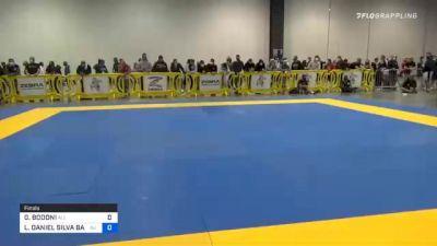GIANCARLO BODONI vs LUCAS DANIEL SILVA BARBOSA 2020 IBJJF Pan No-Gi Championship