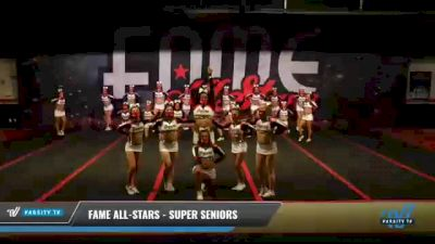 FAME All Stars - Midlo - Super Seniors [2021 L6 Senior Open] 2021 The MAJORS