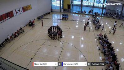 Mater Dei (CA) vs Marymount (CA) | 2018 Tournament of Champions