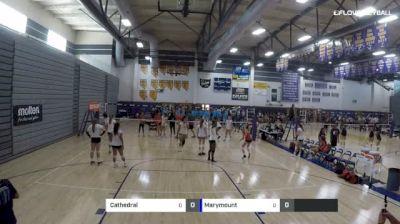 Cathedral vs Marymount - 2018 Durango Classic