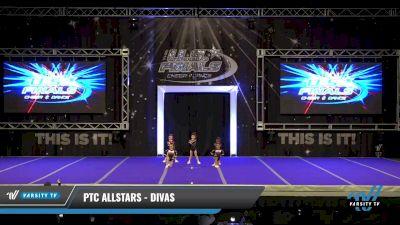 PTC Allstars - Divas [2021 L1 Tiny - Novice - Restrictions Day 1] 2021 The U.S. Finals: Ocean City